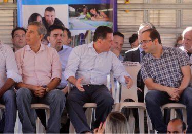 """""""História de Goiás se confunde com história de Marconi"""", diz Fábio Sousa"""