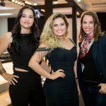 Liliane Dias, Jéssica Aguirre e Ivonete Diniz