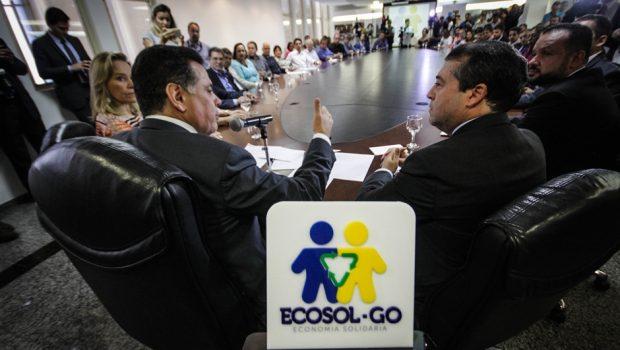 """""""Goiás tem conseguido se manter entre os estados protagonistas na geração de emprego"""", diz o Ministro Trabalho"""