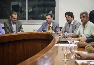 Marconi Perillo promete melhorias na saúde pública em 12 municípios da Região Oeste
