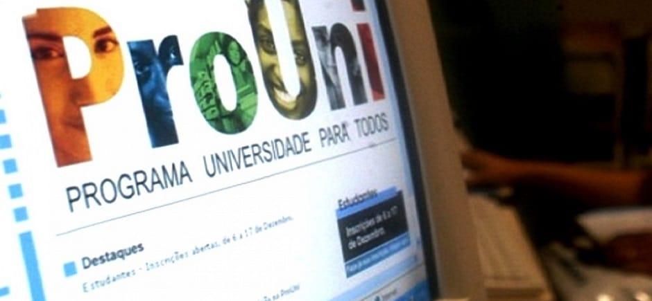 Inscrições para o ProUni serão abertas a partir do próximo dia 29