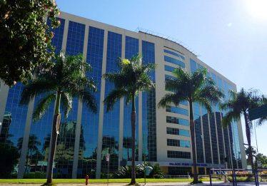 IFG desenvolve pesquisa para implementação de usina fotovoltaica no Palácio Pedro Ludovico Teixeira