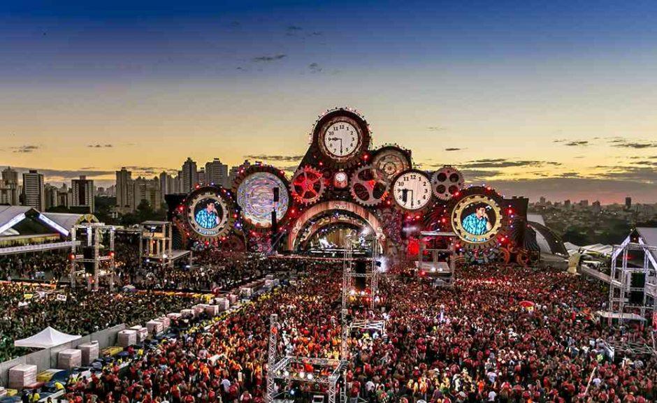 Shows do Villa Mix Festival terminarão à meia-noite nos dois dias
