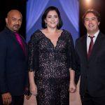 Wellington Marques, Gabriela Tannus e Paulo