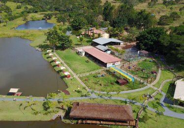 Arca Parque: opção de lazer completa na capital da fé