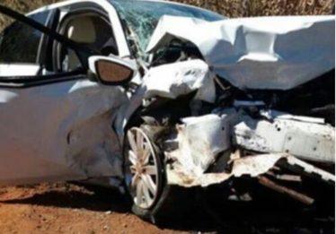 Acidente deixa quatro vítimas fatais na GO-162