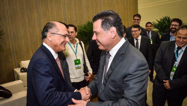 Ex-governador Marconi Perillo assume coordenação da campanha de Alckmin