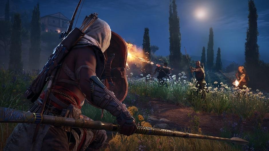 Assassin's Creed Origins: um retorno e uma mudança
