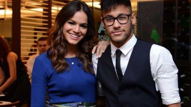 Neymar admite que reataria namoro com Bruna Marquezine
