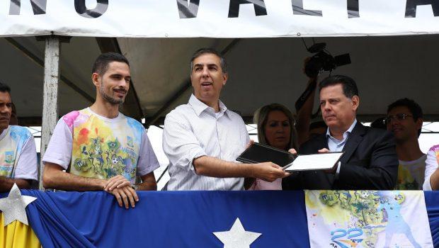 Governo assina convênios de R$ 12 milhões para obras no Entorno do DF