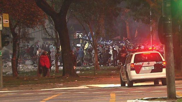 Polícia de São Paulo faz nova operação na região da Cracolândia