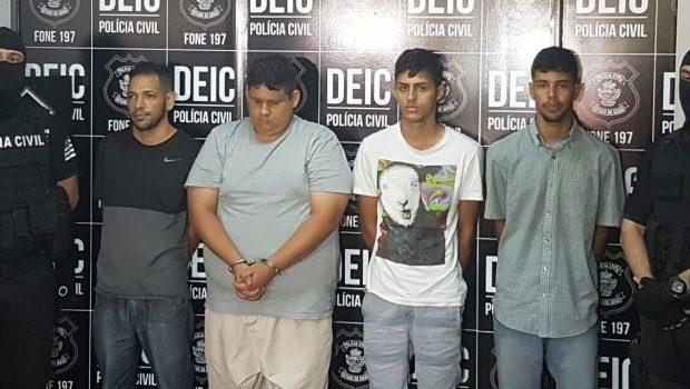 PC apresenta suspeitos de ludibriar vítimas com falsos anúncios de veículos nas redes sociais