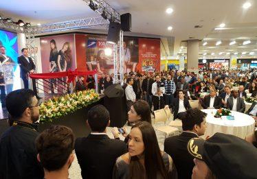 Autoridades prestigiam a inauguração do Aparecida Shopping, nesta terça (27)