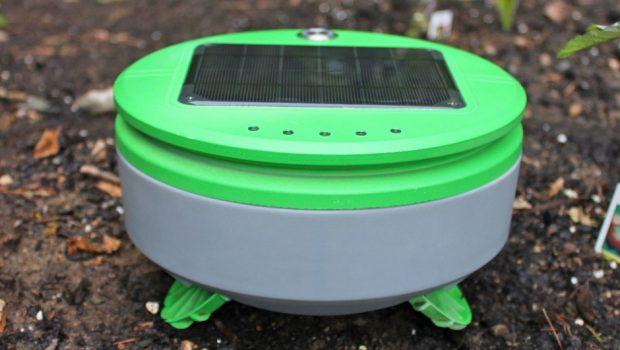 Criador do Roomba quer lançar robozinho para limpar o quintal