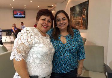 Negociação bem-sucedida com Sintego aumenta prestígio de Eliane Pinheiro