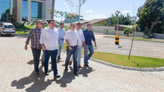 Ministro da Saúde anuncia R$ 18 milhões o Hospital de Aparecida de Goiânia