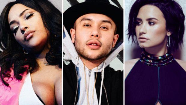 Demi Lovato cai no samba na faixa com Jax Jones, 'Instruction'