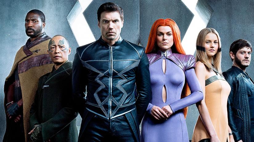 Inumanos ganha novo trailer na Comic-Con