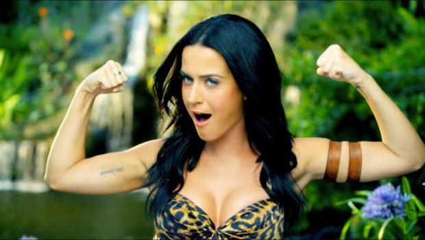 Katy Perry tem o clipe feminino mais assistido do YouTube