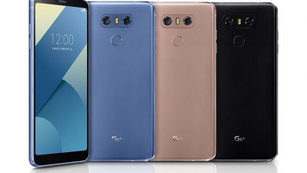 LG lança G6+, mas não oferece muitas mudanças