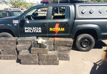 Rotam prende três pessoas por tráfico de drogas, em Goiânia