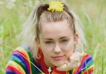 Miley Cyrus divulga capa de novo disco