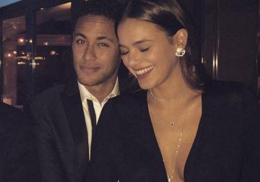 Neymar teria vazado a informação do término com Bruna Marquezine