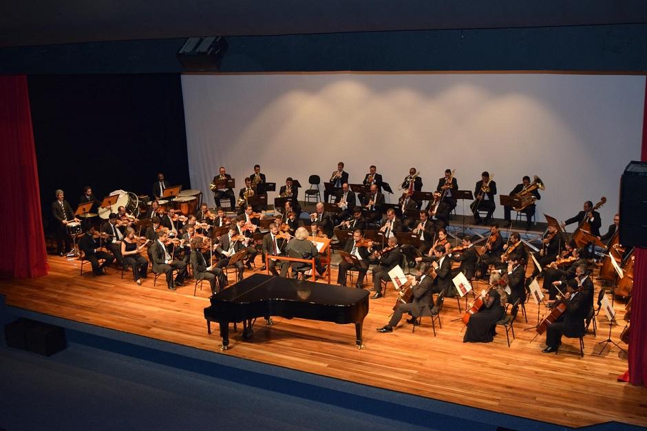 Orquestra Sinfônica de Goiânia se apresenta com solista Luciano Pontes