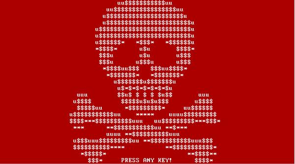 Ataque informático já afetou 64 países