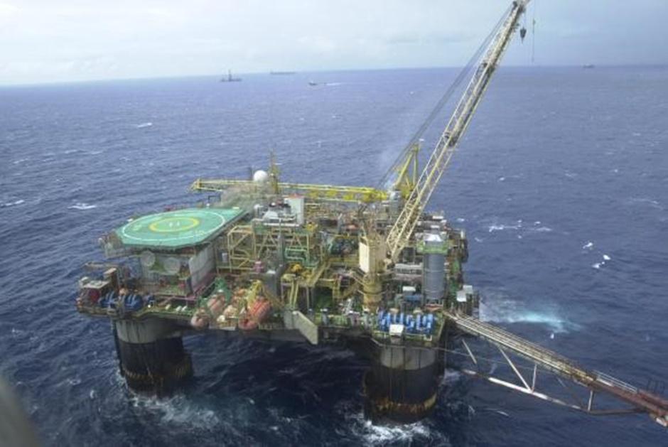 Produção de petróleo da Petrobras no Brasil sobe 3,9% em maio