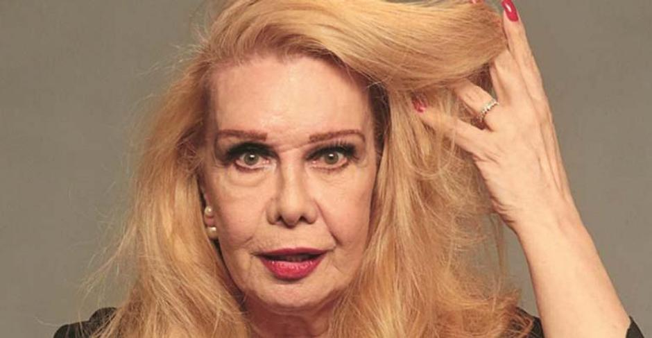 Atriz Rogéria morre aos 74 anos no Rio de Janeiro