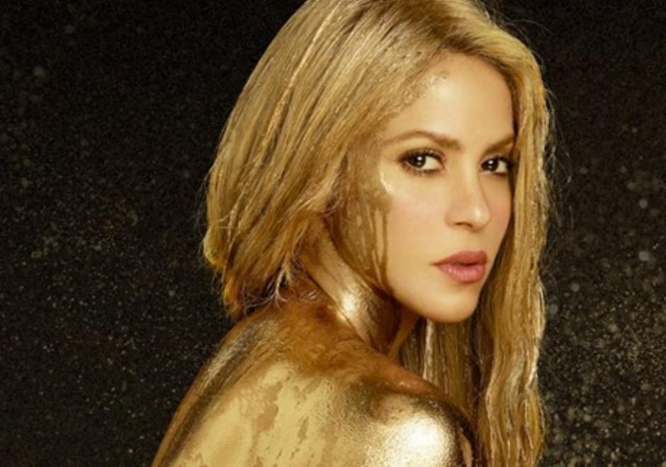 Shakira entra para o Guinness Book como artista feminina que mais venceu Grammy Latino