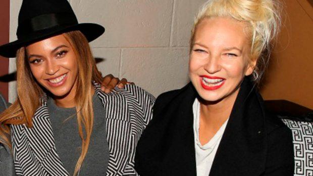 """Sia: """"Você pode dizer aos brasileiros que não estou no porão da Beyoncé?"""""""