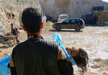 Estados Unidos dizem que detectaram preparativos para ataque químico na Síria