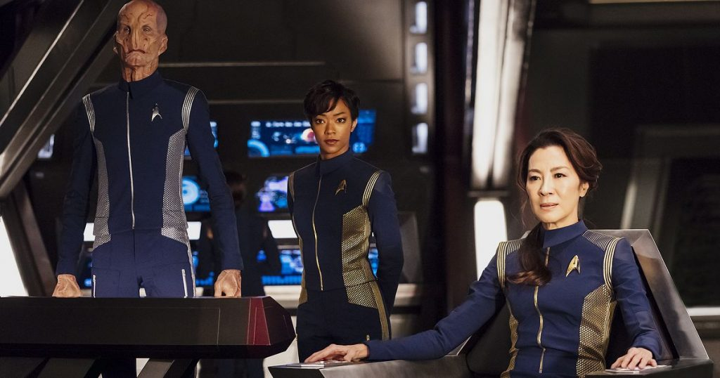 Discovery' ganha data de estreia definitiva e cartaz — Série 'Star Trek