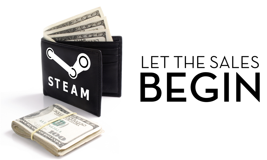 Promoções de verão devem começar amanhã — Steam