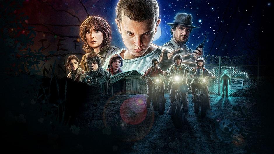 Segunda temporada de Stranger Things ganha pôster sinistro e data de estreia