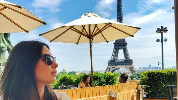 """Thaila Ayala faz comentário polêmico em Paris: """"as pessoas fedem muito"""""""