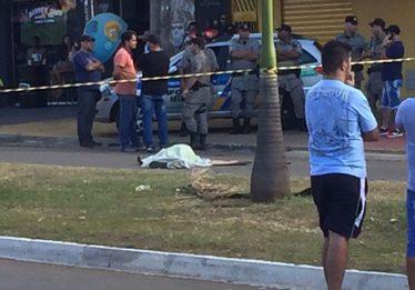 Torcedor do Goiás é morto a tiros no Setor Goiânia Viva