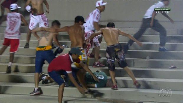 Estádio Serra Dourada é interditado pela Justiça Desportiva