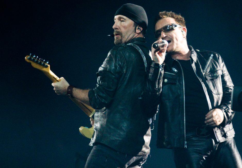 U2 confirma show no Brasil com participação de Noel Gallagher