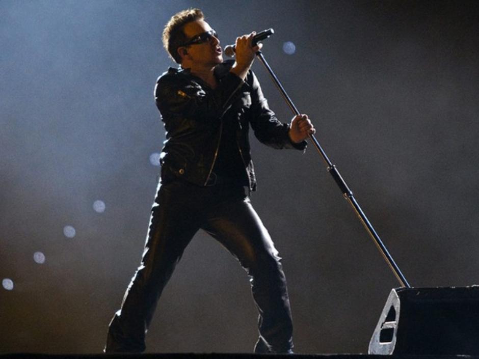 U2 anuncia show extra em São Paulo
