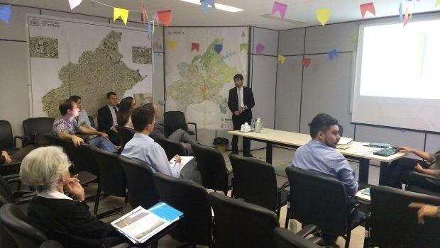 Seplanh apresenta trabalhos de revisão do Plano Diretor de Goiânia a representantes do MPGO
