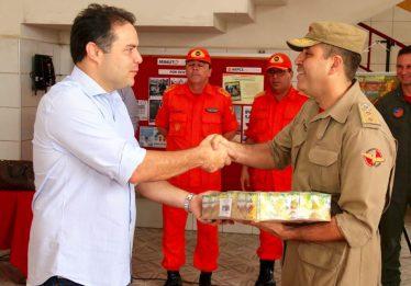 Governador de Alagoas agradece aos goianos pelos alimentos para os desabrigados
