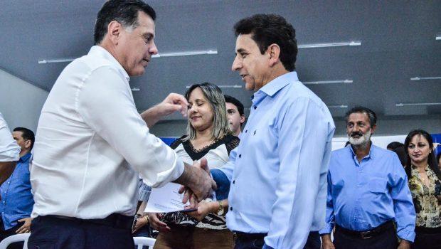 Marconi autoriza investimentos de R$ 2 milhões em Goianápolis