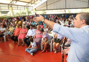 """""""Confiança é a palavra que define a relação do governo com os goianos"""", diz José Eliton"""