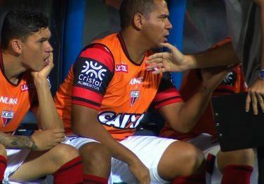 Com Walter relacionado após confusão com auxiliar, Atlético-GO busca novo triunfo