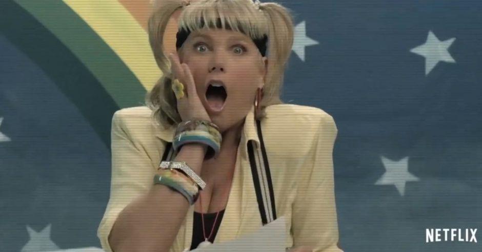 Gravação antiga de Xuxa aparece na Globo e internautas se surpreendem