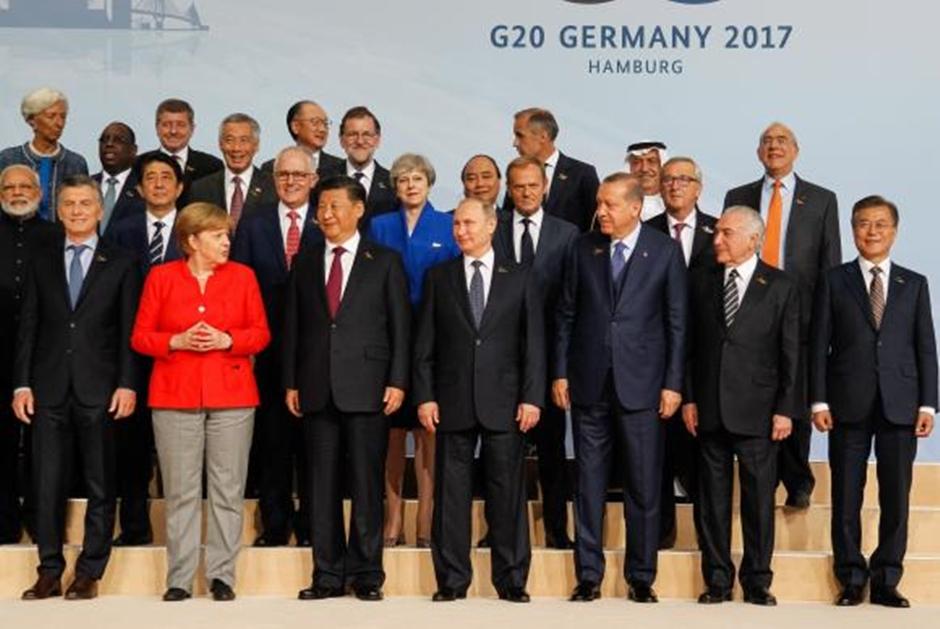 Em documento final, G20 isola EUA ao afirmar que Acordo de Paris é irreversível