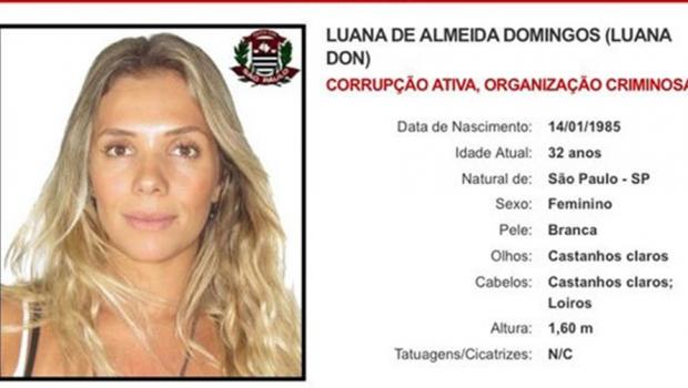 Polícia do Rio prende jornalista suspeita de envolvimento com facção criminosa